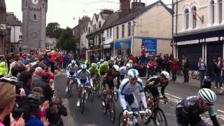 Llangefni United Kingdom  city photo : Aviva Tour of Britain, stage 1, Llangefni, Anglesey