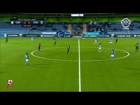 Сабаил - Sabah Baku 0:0. Видеообзор матча 22.09.2018. Видео голов и опасных моментов игры