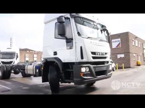 New Iveco Eurocargo Euro6 18t Sleeper Review