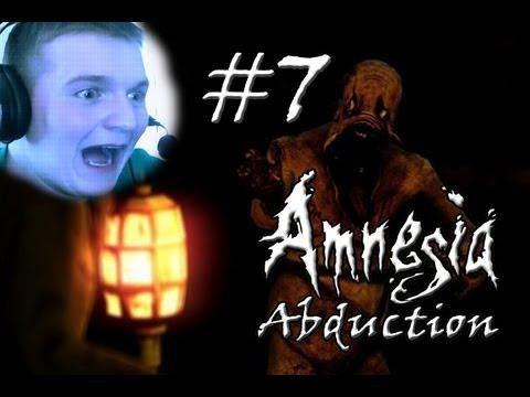 [У МЕНЯ СЕРДЕЧНЫЙ ПРИСТУП!] Amnesia: Abduction Прохождение Ч7