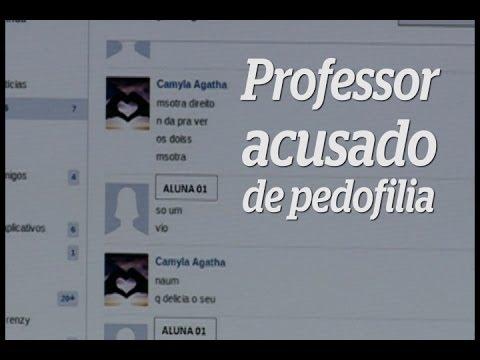 Professor é preso em pesqueira suspeito de pornografia infantil.