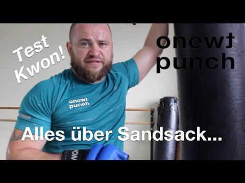 Boxsack alles was du darüber wissen musst. Sandsack Training mit One Two Punch
