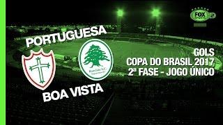 Siga - http://twitter.com/sovideoemhd Curta - http://facebook.com/sovideoemhd COPA CONTINENTAL DO BRASIL 2017 2ª Fase Estádio do Canindé, São Paulo, SP