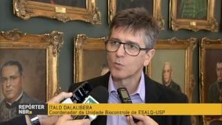 REPÓRTER NBR - 26.06.17: Governo liberou cerca de R$ 58,8 milhões para ampliação dos centros de estudo da Empresa Brasileira de Pesquisa e Inovação Industria...