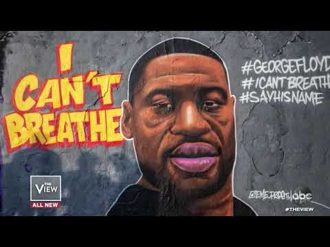 """""""The View"""" Honors Juneteenth With """"I Can't Breathe"""" by Deitrick Haddon 