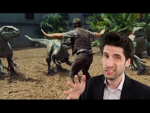 Jurassic World Super Bowl trailer review