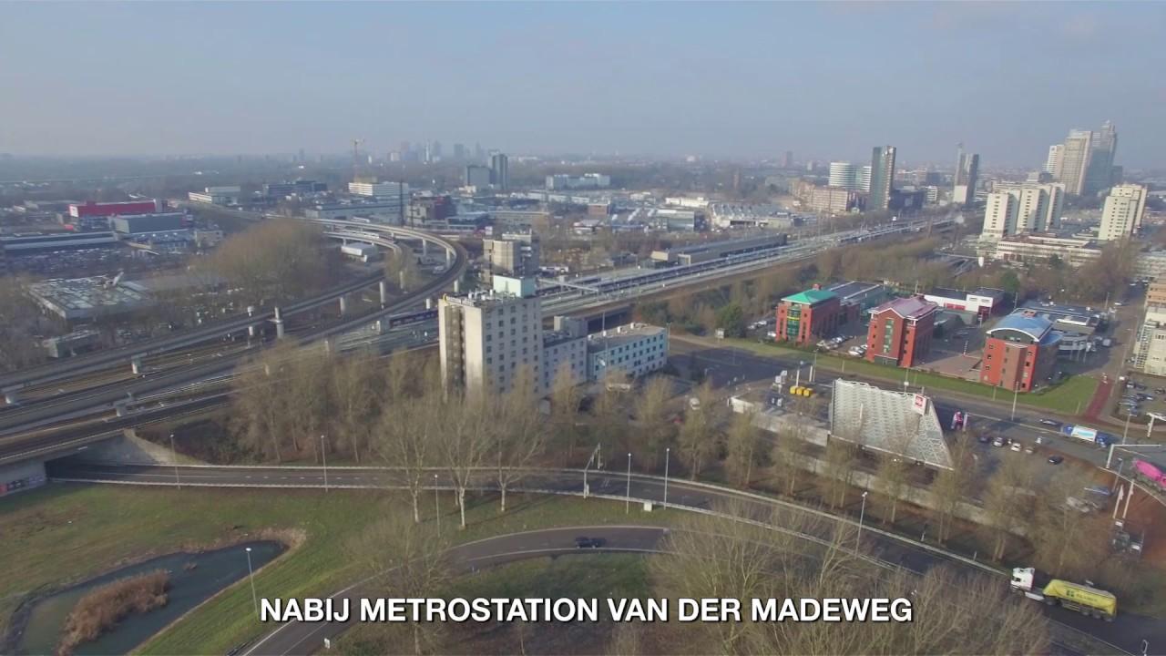 Amsterdam, Joop Geesinkweg 201-224
