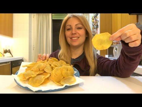 come ricreare le patatine più famose del mondo: le pringles