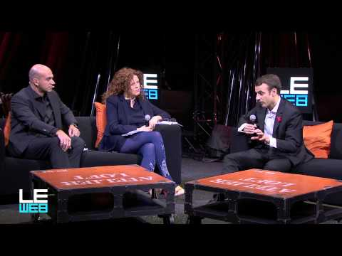In Conversation With Emmanuel Macron, French Minister For The Economy And Industry - LeWeb'14 Paris (видео)