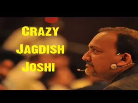 Jagdish Joshi On Strong Determination