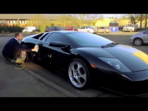 The Most Expensive Car Wash Ever