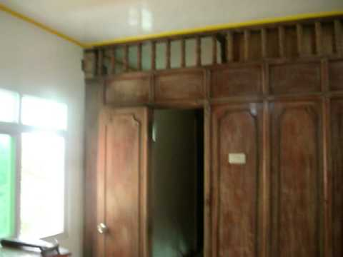 Old house renovation with interior wall paint