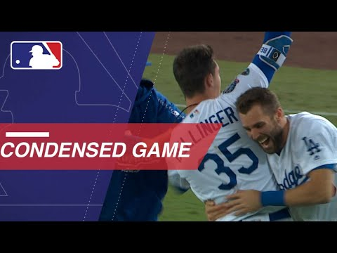 Video: Condensed Game: MIL@LAD Gm4 - 10/16/18