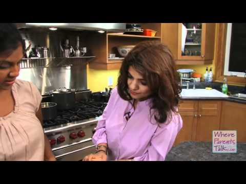 Recipe Video: Turkey Meatball Pasta.WhereParentsTalk.com