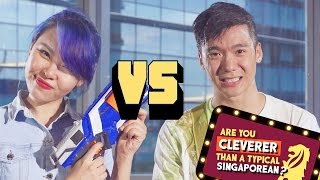 Video Are You Cleverer Than A Typical Singaporean? Ep 1: Sylvia (NOC) vs Joshua (ABTM) MP3, 3GP, MP4, WEBM, AVI, FLV Juli 2018