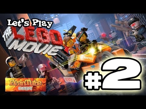 evantubehd's - We are BACK with Part 2 of the LEGO MOVIE VIDEO GAME! We took a little break while DaddyTube and MommyTube were at the New York Toy Fair. If you want to chec...