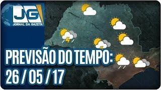 A semana termina com tempo firme e ensolarado em todo o estado de São Paulo. O que todo mundo quer saber, é como fica o tempo no fim de semana. Vamos ver em ...