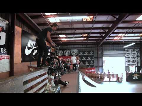 Gatorade Free Flow Tour - Skatepark of Tampa BMX Park Highlight Video (2011) - Luke Bowerman, Danny Campbell