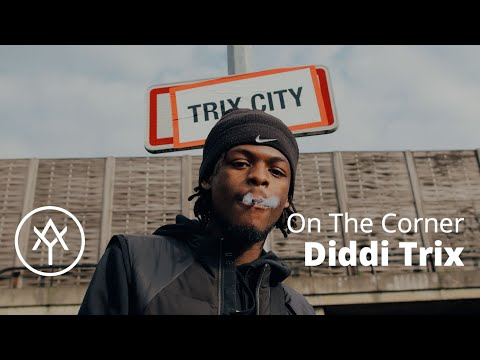 Diddi Trix | On The Corner (Le Radar, Bondy)