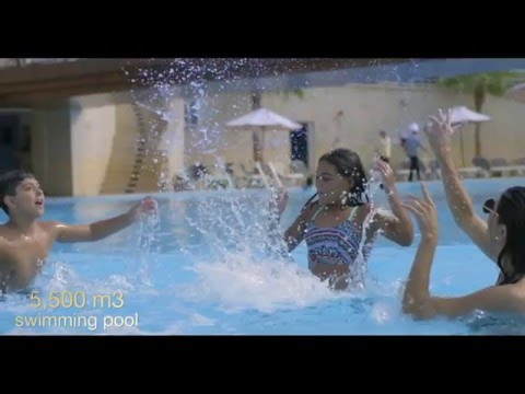 Crowne Jordan Dead Sea Resort & Spa (видео)