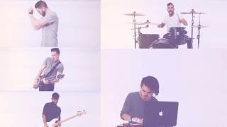 Don't Let Me Down - The Chainsmokers | Fame On Fire & Arcaeus (Rock/Electronic Cover) Video