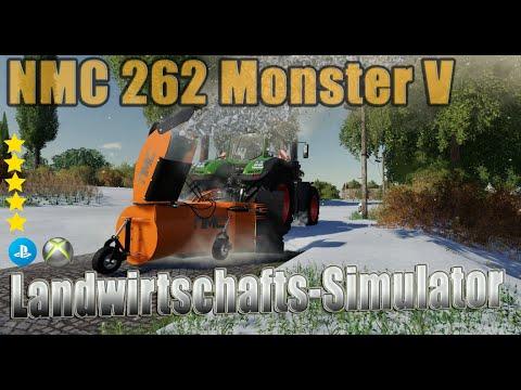 NMC 262 Monster V v1.0.0.0
