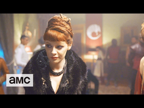 Into the Badlands Season 2 Teaser 'The Widow's Vengeance'