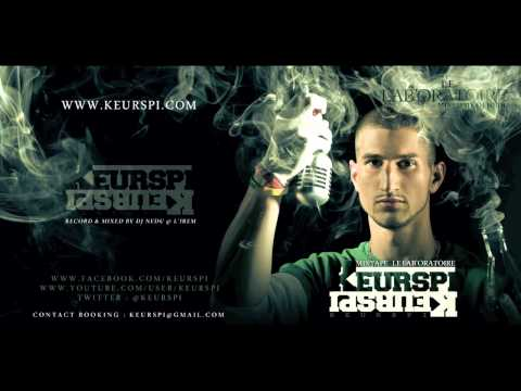 Keurspi - Crack a bottle ft. Simple King, Bizzy Bibs & Fleyo (Mixtape