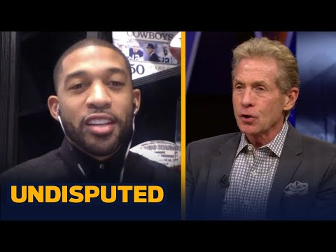 Orlando Scandrick weighs in on Dak's injury and his future with the Cowboys | NFL | UNDISPUTED