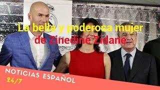 Véronique Fernández Ramírez es quien decide el rumbo de su esposo, a quien conoció en una disco en 1989, y por su fuerte personalidad ya la catalogan ...