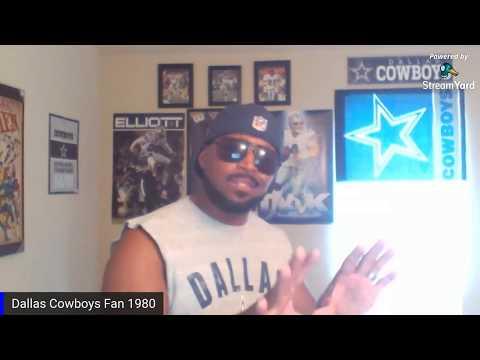 Dallas Cowboys go up 2-0 against the Washington Redskins