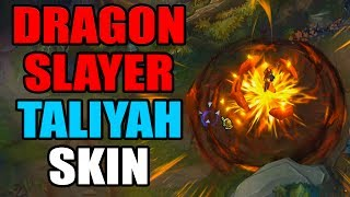 NEW Dragon Slayer Taliyah Skin  League of Legends  Kobe lol  Kobe2408 lol  Custom SkinsUp coming Skins:1. Program Heimerdinger, Elise, and Kalista2. Mater Arcanist Vladimir3. Nanotech Zac4. Arcade Yorick5. Secret Boss Viktor6. Elderwood Blitzcrank7. Pool Party illaoi, Ahri, Gragas, Bard, and Sivir8. Piltover Customs Rumble=====Make sure to Subscribe, Like, Comment, and Share :) Thank you!=======Donations for Live Stream:1. https://youtube.streamlabs.com/kobe2408Under Ground Free Music:1. Undergroundfreemusic@gmail.comEmail me your music and I will help you promote it. MUST BE COPYRIGHT FREE!Discord Channel Link:1. Discord - https://discord.gg/JnkwBXQFollow me Here:1. Facebook - https://www.facebook.com/akum.sandhu2. Twitter - https://twitter.com/AkumSandhu3. Twitch TV – https://www.twitch.tv/kobesandhu4. Youtube Live Stream - https://gaming.youtube.com/c/HardHitt...5. Instagram - https://www.instagram.com/kobesandhu/Check out my other videos:1. New Lucian OP Korean Pro Build LCS  League of Legends 7.9  Patch 7.9  Brofresco, Phylol, Redmercy, Nightblue3, imaqtpie, and pokimane ain't got stuff on ME!!! LOL - https://www.youtube.com/watch?v=wvI7H...2. NEW Heimerdinger Passive Rework 2017 patch 7.10  League of Legends 7.10 PBE3. *WTF* EKKO 2 HEXTECH ITEMS IS INSANELY STRONG AND WORKS!!  LEAGUE OF LEGENDS 7.9  PATCH 7.94. *NEW* Rework Ezreal PulseFire All Sound Effects and Voice Lines 2017  League of Legends 7.105. *NEW* PulseFire Caitlyn All Sound Effects and Voice Lines  League of Legends 7.10  Patch 7.106. NEW REWORK EZREAL PULSEFIRE SKIN GAME PLAY 2017  LEAGUE OF LEGENDS 7.9  PATCH 7.97. NEW PulseFire Cailtyn Gameplay Skin Spotlight 2017  League of Legends 7.9  Patch 7.9 PBE8. NEW HEXTECH MSI CAPSULE UNBOXING OPENING X50  League of Legends 7.8  Patch 7.89. New Hextech Chest and MSI Capsule Unboxing Opening  Rarest Skins in League of Legends10. PulseFire Cailtyn Teaser Trailer  League of Legends 7.9  Patch 7.9  New Skin Spotlight Gameplay11. REWORK MAOKAI CHAMPION SPO