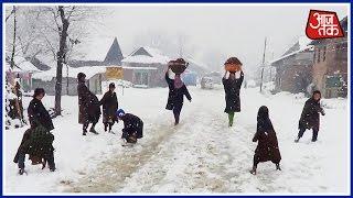 As snowfall breaks dry spell, tourism back on track in Kashmir