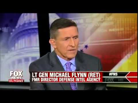 """Fmr Obama DIA Director: U.S. Terrorism Strategy Is """"Clearly Not Working"""""""