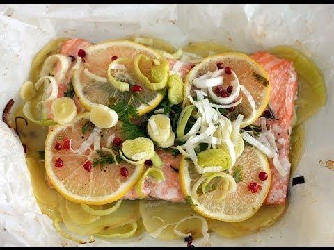 Cucinare salmone al forno
