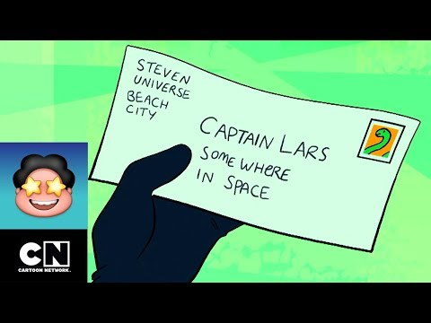 La Carta a Lars  Steven Universe  Cartoon Network