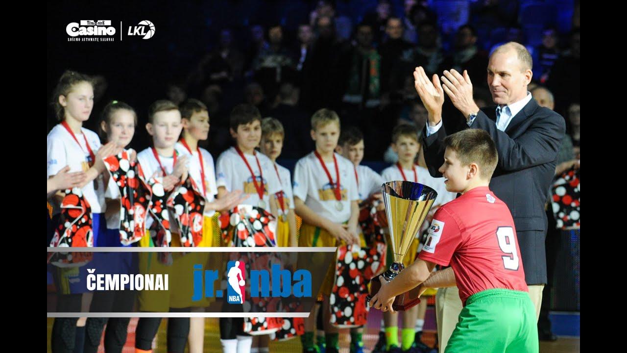 """Pirmaisiais """"NBA Jr. Lietuva"""" čempionais tapo Kauno KM """"Aisčiai"""" – """"Clippers"""""""