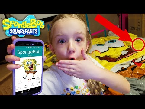 Download Calling SpongeBob SquarePants OMG He Answers With Patrick Star!!! HD Mp4 3GP Video and MP3