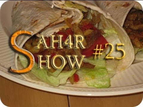 Sah4R show #25 Шаурма или Голливуд