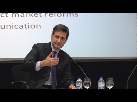 Γ. Χουλιαράκης: Nα ολοκληρωθεί η διαπραγμάτευση πριν από τις εκλογές σε ευρωπαϊκές χώρες