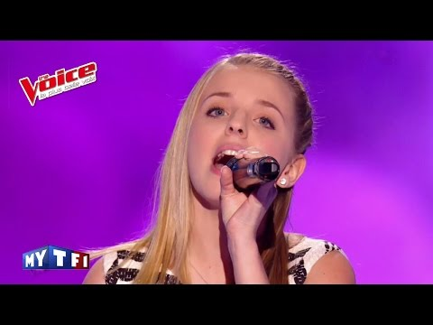 The Voice │Ilona - Comme Toi (Jean-Jacques Goldman) │ Blind Audition