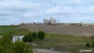 Official Flight 93 National Memorial and Visitor's Center Time-Lapse