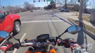 10. 2014 Yamaha FZ 09 First Ride