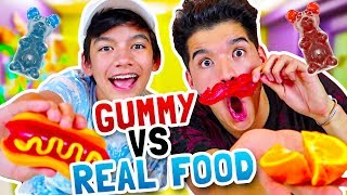 GET YOUR WASSABI MERCH NOW!http://www.AlexWassabi.comWAIT TIL THE VERY END! The last item we ate is 100% the WEIRDEST thing I've EVER PUT IN MY MOUTH... EVER!!! LOLWassabi's MUST WATCH videos!: http://bit.ly/29yPBEHWatch every Wassabi CHALLENGE video!: http://bit.ly/29wKUeBNew Wassabi episode EVERY DAY!JOIN THE JOURNEY!Twitter: http://bit.ly/29A6ZIZInstagram: http://bit.ly/29NFnWrSecond Channel: http://bit.ly/2cU60JvFacebook: http://bit.ly/29LVthySnapchat: @RealAlexWassabiDon't forget to remember!If you're not smiling,YOU'RE DOING IT WRONG!! :)mKay bYe!