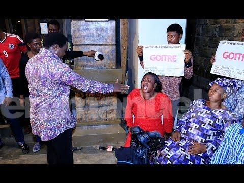 SCOAN 09/12/16: The Full Live Friday Healing & Deliverance Service with TB Joshua