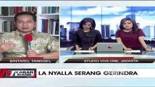 Download Video Ditanya Soal La Nyalla Serang Gerindra, Ini Jawaban Ferry Julianto MP3 3GP MP4