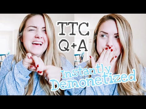 Let's Talk About SEX and BABY MAKING! || TTC Q+A 2020