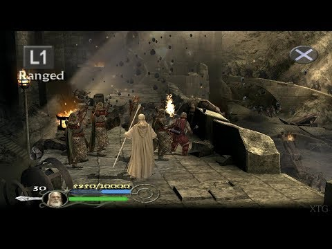 The Lord of the Rings: The Return of the King PS2 Gameplay HD (PCSX2)