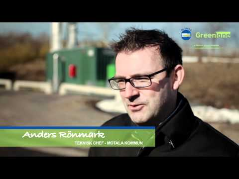 Motala chose Greenlane Biogas ro realize benefits of biogas
