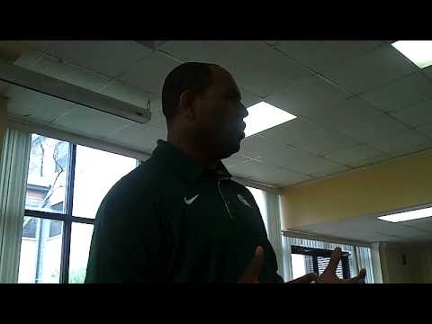 Eric Thomas: Leadership at Oakwood Part 1